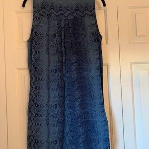 Acrobat Mini-Dress/Tunic - Size S